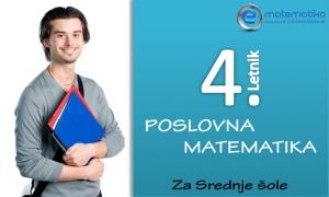 4.Letnik Srednja Šola Poslovna Matematika
