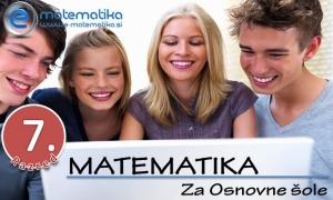 7 razred Matematike za Osnovne šole