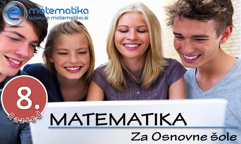 8 razred Matematike za Osnovne šole